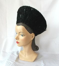 1960's Vintage Jack McConnell One Of A Kind by MyVintageHatShop, $260.00