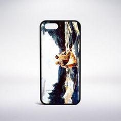 Winslow Homer - Canoe In The Rapids Phone Case