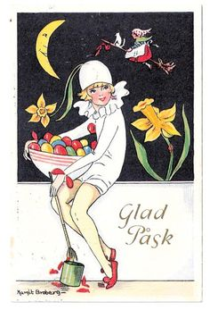 Swedish Easter Witch ...