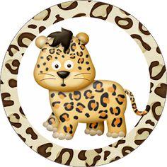 Fazendo a Propria Festa: KIT DE PERSONALIZADOS TEMA SAFARI Safari Party, Zoo Party Themes, Jungle Party, Lion Birthday, Jungle Theme Birthday, Safari Thema, Safari Outfits, Safari Decorations, Safari Animals