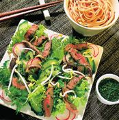 Free thai beef salad and sausalito noodles recipe. Try this free, quick and easy thai beef salad and sausalito noodles recipe from countdown.co.nz.