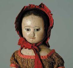 Izannah Walker dolls doll
