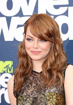 1000 Images About No One Wears Red Hair Like Emma Stone