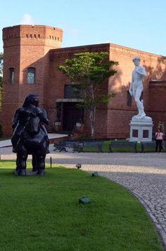 RICARDO BRENNAND INSTITUTE -  Recife - Pernambuco - Brazil