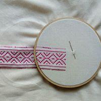 Prapelia Traditional, Embroidery, Needlepoint, Drawn Thread, Cut Work, Embroidery Stitches