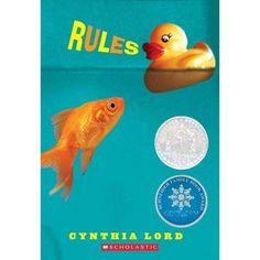Rules by Cynthia Lord:Frustrated at life with an autistic brother, twelve-year-old Catherine longs for a normal existence but her world is further complicated by a friendship with an young paraplegic. Date, Books To Read, My Books, Kindle, Realistic Fiction, Thing 1, All Family, Family Life, Reading Levels