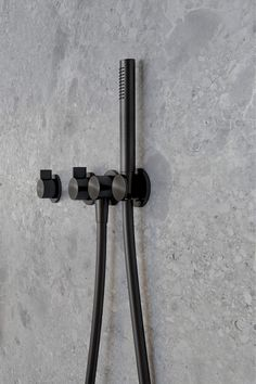 Black will always be the New Black! Inox rain shower by COCOON | byCOCOON.com   bathroom design | bathroom designs | modern bathroom | luxury bathroom fittings | shower room | bathroom shower designs | high end bathroom | designer bathroom | luxury sanitary ware | bathroom fittings | copper rainshower set | copper shower #Bathroom #ModernBathroom #pietboon Black Bathroom Taps, Black Bathroom Decor, Modern Bathroom Tile, Shower Bathroom, Bathroom Hardware, Shower Set, Rain Shower, Bathroom Sets, Bathroom Fixtures