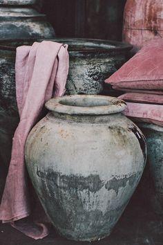 Grey and mauve Wabi Sabi, Cactus Rose, Interior Pastel, Mauve, Lilac Grey, Gray, Purple Haze, Blush Pink, Gris Rose