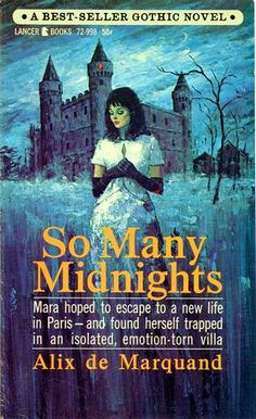 Gothic Novel Cover Vintage Romance, Vintage Gothic, Gothic Art, Romance Novel Covers, Romance Novels, Book Cover Art, Book Art, Gothic Books, Horror Books
