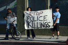 In Los Angeles protestieren junge Leute gegen Polizeigewalt, nachdem in den USA erneut zwei Afroamerikaner von Polizisten worden waren. In der texanischen Stadt Dallas kam es bei Protesten zu einer Eskalation der Gewalt, als offenbar mehrere Scharfschützen mehrere Polizeibeamte erschossen.