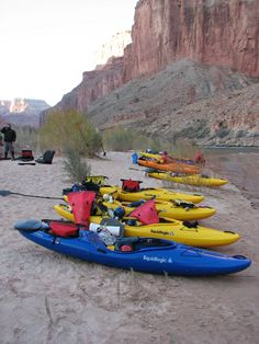 Self-Support Kayak Camping