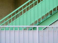 Stairs, Omotesando.