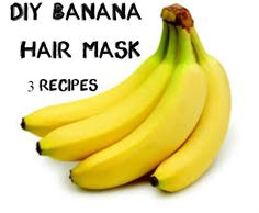 3 DIY Banana Hair Mask Recipes That Will Hydrate, Strengthen And Make Those Curls Pop Pop Pop!  Read the article here - http://www.blackhairinformation.com/hair-care-2/hair-treatments-and-recipes/3-diy-banana-hair-mask-recipes-that-will-hydrate-strengthen-and-make-those-curls-pop-pop-pop/