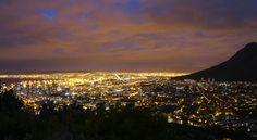 A little Bit Of Magic. Cape Town, Landscapes, Magic, Celestial, Mountains, Sunset, Nature, Travel, Outdoor
