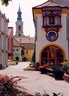 Székesfehérvár, of the largest cities of the country and located in central Hungary The Places Youll Go, Places To Visit, Bósnia E Herzegovina, Hungary Travel, Central Europe, Destinations, Eastern Europe, Montenegro, Resorts