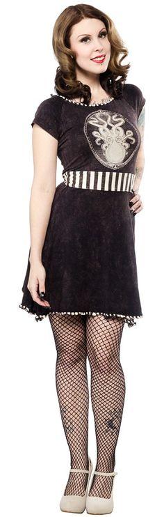 KRAKEN UP KNIT DRESS!!! Yes Love this dress!