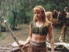 Gabrielle in Xena: Warrior Princess #innocent #archetype #brandpersonality