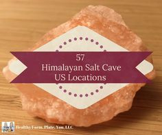 57 Himalayan Salt Cave Locations in the United States