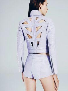 Mikhael Kale 2014. Cool jacket.