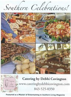 Catering by Debbi Covington - Beaufort, SC