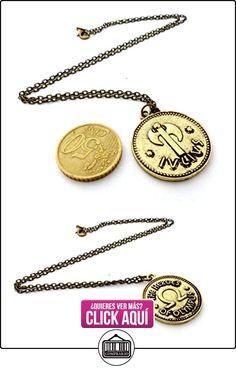 Collar Moneda - The Heroes Of Olympus - Percy Jackson  ✿ Joyas para mujer - Las mejores ofertas ✿ ▬► Ver oferta: http://comprar.io/goto/B00X79QY38