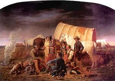 mormon pioneers | Whydid the Mormon Pioneers Come to Utah ?