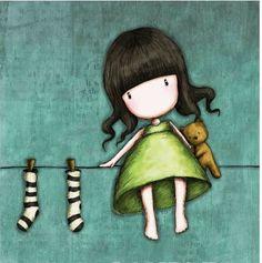 Descubriendo a Suzanne Woolcott: Gorjuss