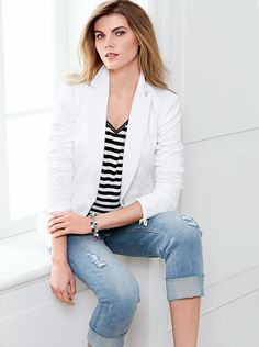 How To Update Your Work Wardrobe This Spring | theglitterguide.com