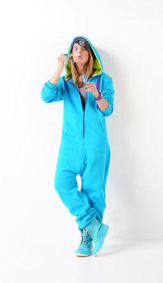 Cookie Monster jumpsuit