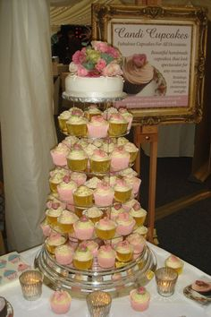 Wedding Fayre display. Signature design.
