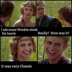 #Wookie #Padme #SkyleWalker #StarWars