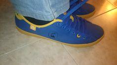 Estrenando mis Toucane Unics Citrus.  Con el código DM-RL por sólo 22€ en www.toucane.co #Toucane #UPV #DecemberMadness #zapatillas #sneakers #instashoes