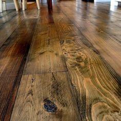 Rough Sawn Douglas Fir Flooring Floors Pinterest