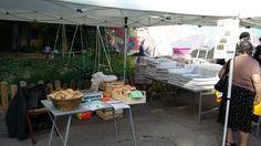Siamo al mercato del Labas  di #campiaperti