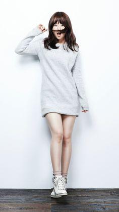 韓國女孩 - Park Bo Young 朴寶英 for The Big Issue - 3