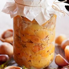Kołpaki kiszone Preserves, Salsa, Vegetables, Mad, Canning, Preserve, Preserving Food, Vegetable Recipes, Salsa Music