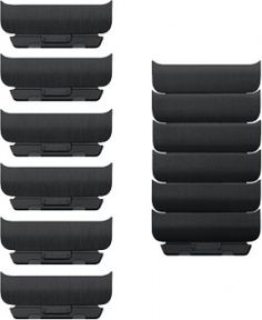 Apple Watch Space Black Link Bracelet Kit Now Available for $49 - https://www.aivanet.com/2015/11/apple-watch-space-black-link-bracelet-kit-now-available-for-49/