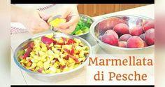 Cucina facile con i video: MARMELLATA DI PESCHE DI BENEDETTA
