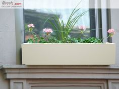 Buy Flower Planters & Pots Online in India at Best Price - Yuccabeitalia Stone Planters, Flower Planters, Garden Planters, Flower Pots, Planter Pots, Balcony Railing Planters, Hanging Wall Planters, Modern Balcony, Fiberglass Planters