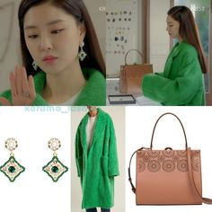 Seo Ji Hye, Korean Accessories, Kpop Fashion, Kdrama, Knight, Coat, Earrings, Outfits, Clothes