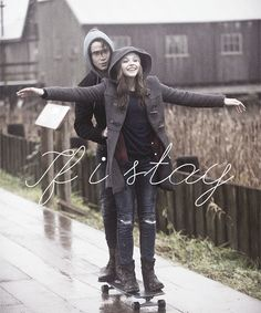If I Stay Movie - so overwhelmingly emotional and sad,  yet... What a beautiful movie