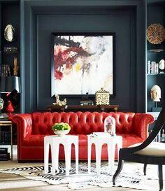 hague blue living room - Google Search