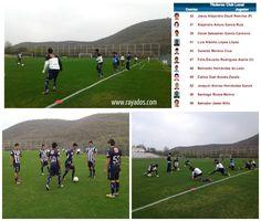 Los #Rayados Sub 20 juegan en El Barrial vs León. Marzo 9, 2013.