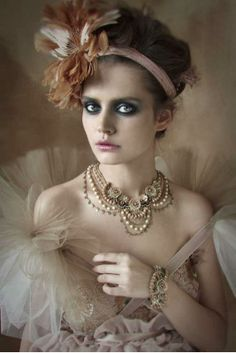 Michal+Negrin+Jewelry+Collection. I Love Everything about this look!