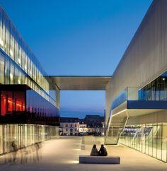 Centro Cultural Les Quinconces,© Cécile Septet