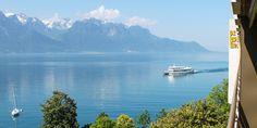 #Royal #Plaza in #Montreux und #Zugang zum Dr. Burgener #Spa auf #eboutic