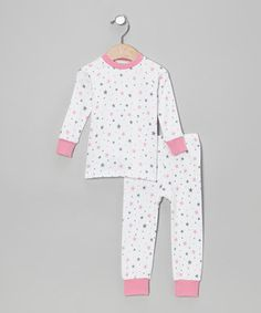 6fbdd591699b4 Drift off into slumberland in this sweet, soft set. Comfy cotton is  breathable and