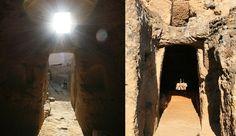Uma investigação astronómica revelou o passado do culto de um túmulo romano em Espanha. Os investigadores acreditam que o local já foi usado como um templo mitraico, posicionado para se alinhar com as constelações através de sua janela, durante os equinócios.