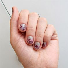 Create your own gorgeous nail art, and get all your questions about nail stamping answered in the FAQs. Ask a question, and she'll answer it!