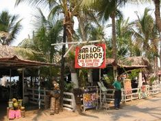 """You have not LIVED until you've sat at Los Burros Bar in Puerto Vallarta. A table facing the beach, live guitar in the background, the sound of the waves crashing in...and of course, a bucket of cold beer, a heaping plate of nachos and more more people selling """"mexican junk"""" than you can shake a stick at! Paradise...ahhh"""